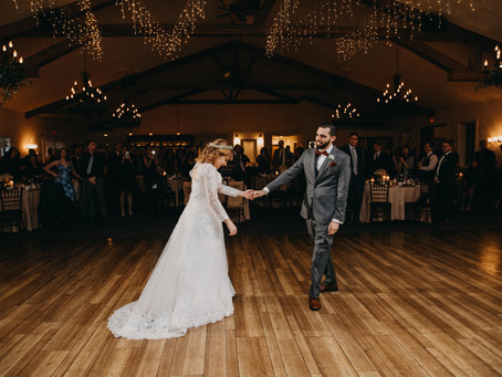 One Year Wedding Anniversary: A Look Back at Our 2020 Wedding Day