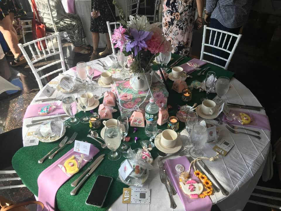 My Surprise Mad Hatter Themed Bridal Shower | Amanda MacGregor | wedding planning