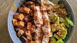 The Sunday Cookbook: Chicken Buddha Bowls