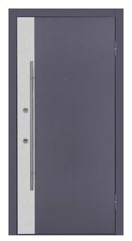 Nova Inox S3 Grey Exterior Door