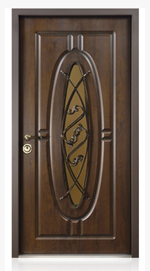 Monarch Entrance Door Wenge