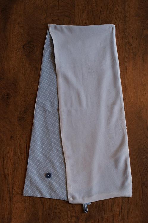 Foulard puntitos reversible 19304