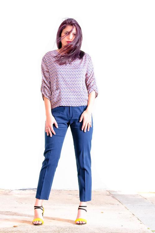 Pantalón Grace azul