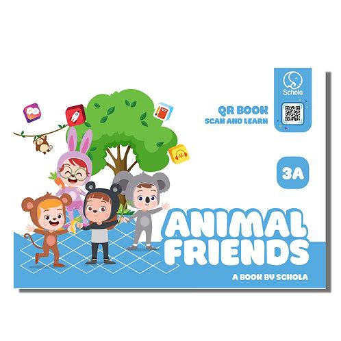 Sách 3A: Animal Friends