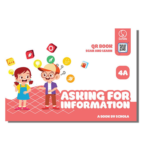 Sách 4A: Asking for Information