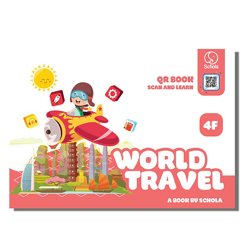 Sách 4F: World Travel
