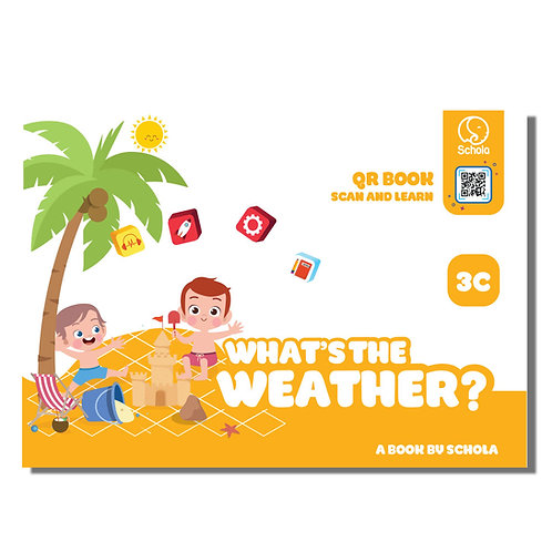 Sách 3C: What is the Weather?