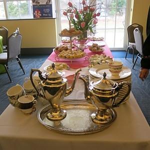 Habitat for Humanity Women Build Fundraising Tea