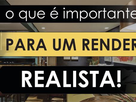 O que é Importante Para uma Deixar Uma Renderização Realista No Vray 3.4?  | Como Renderizar com Rea