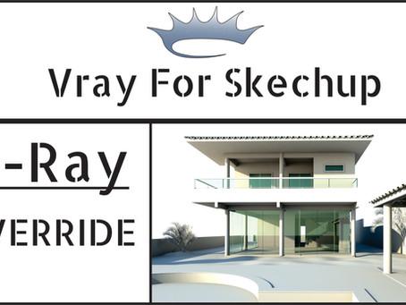 [Aula Vray] Override Materials