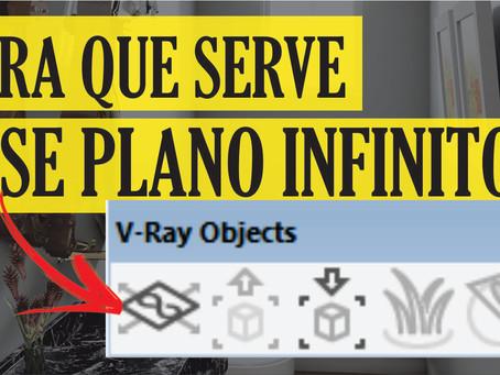 Curso Gratuito de Vray para Iniciantes | Plano Infinito