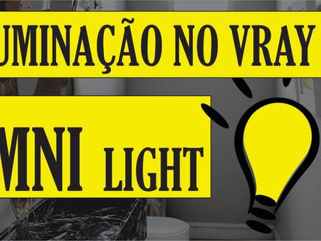 Curso Gratuito de Vray para Iniciantes | Como configurar a iluminação no Vray? | OMNI Light