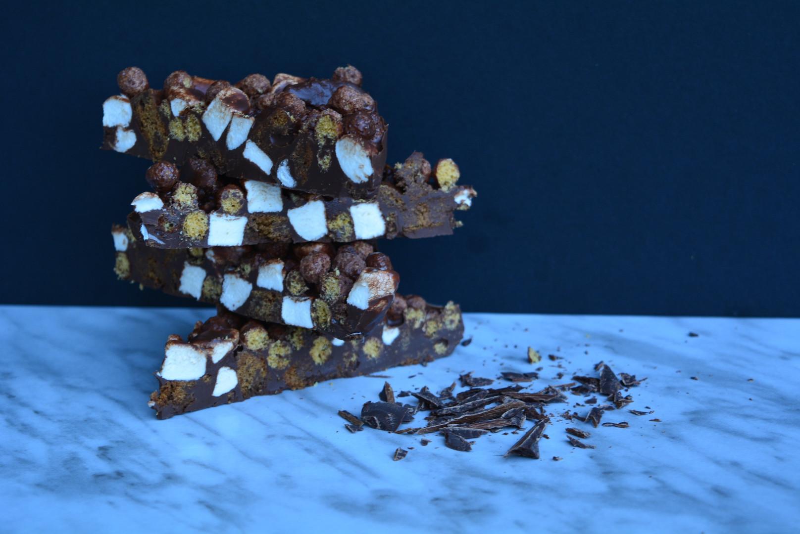 Cocoa Puff Crunch Bar