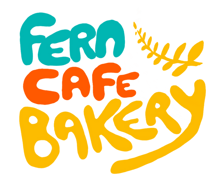 Fern Cafe Bakery Logo