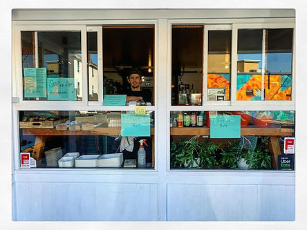 Window Service at Fern Cafe Bakery