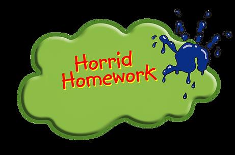 Horrid Homework logo.png