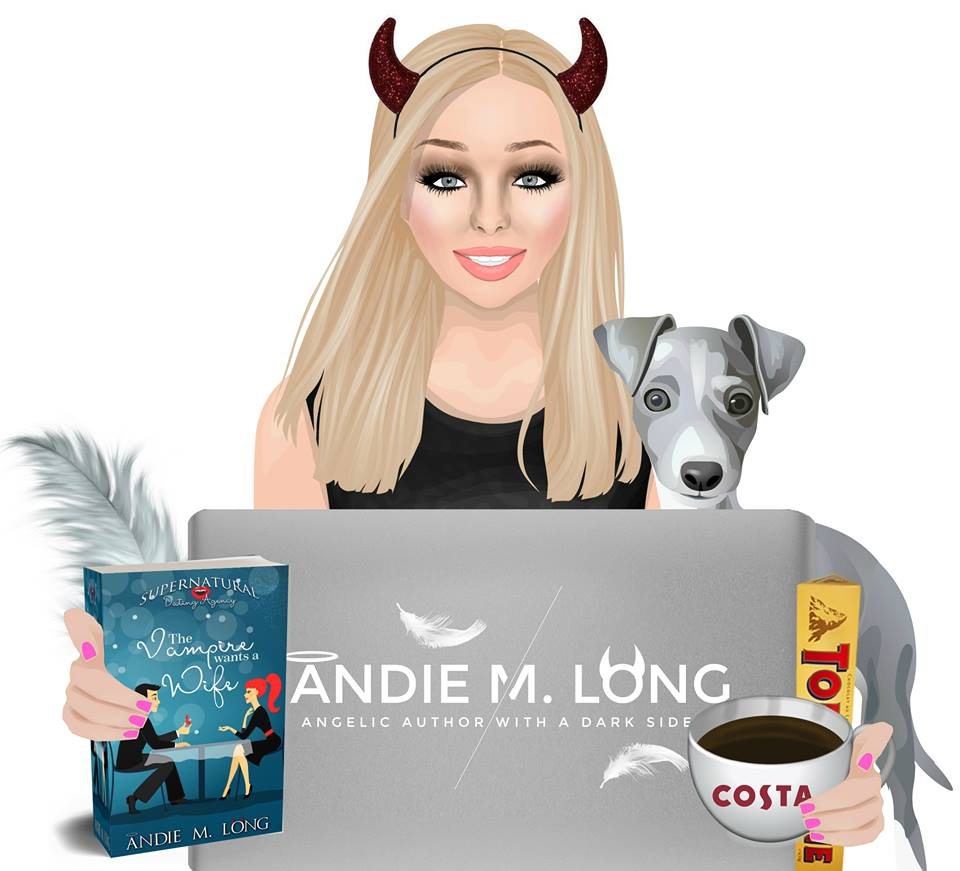 Andie M. Long books