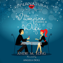 The Vampire Wants a Wife Audio Edition
