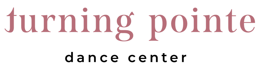 Turning pointe logo concept
