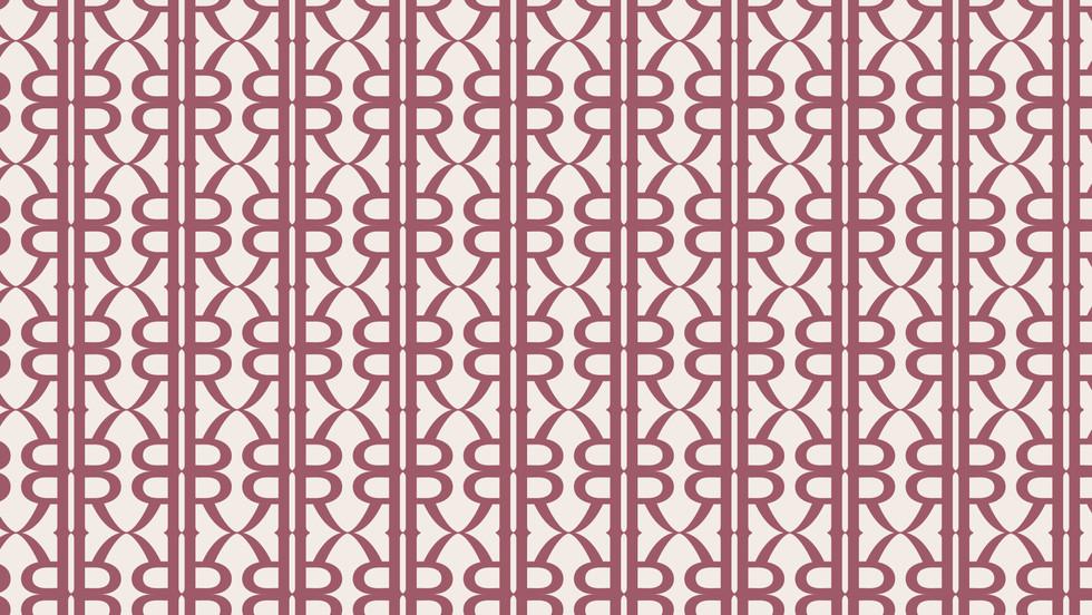 Turning pointe pattern