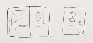 Book sketches