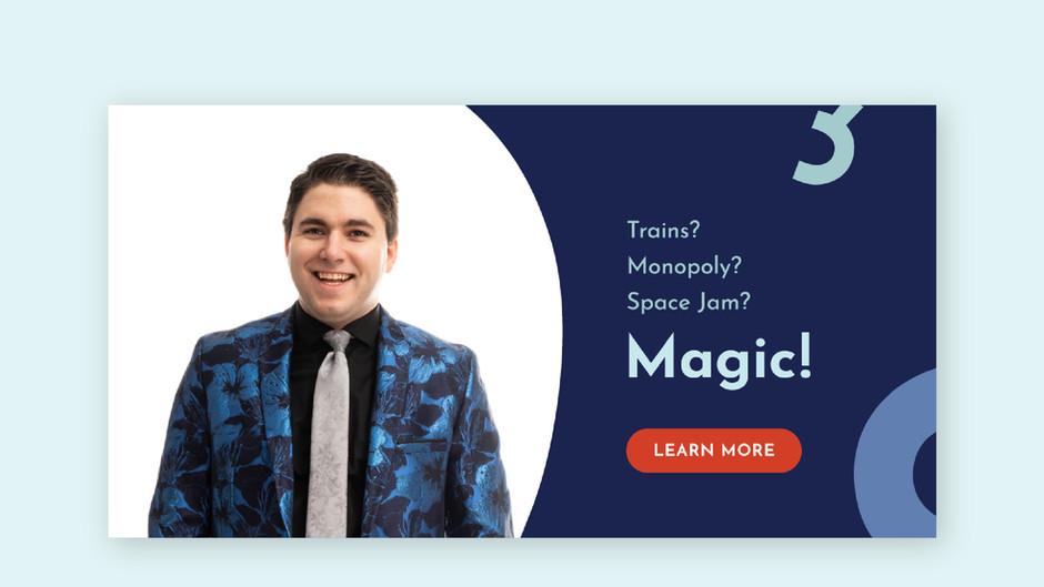 Cody Clark Magic facebook ad