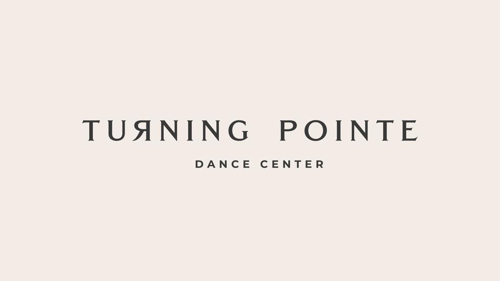 Turning pointe logo