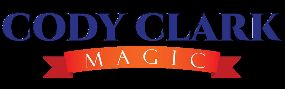 Old Cody Clark Magic logo
