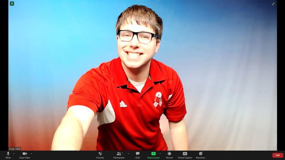 Cody backdrop