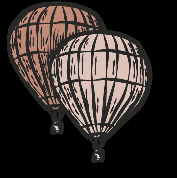 Hot Air Balloon Race