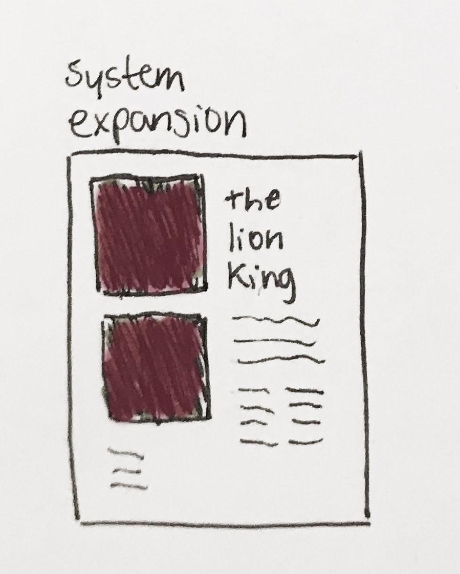 Logo concept expansion