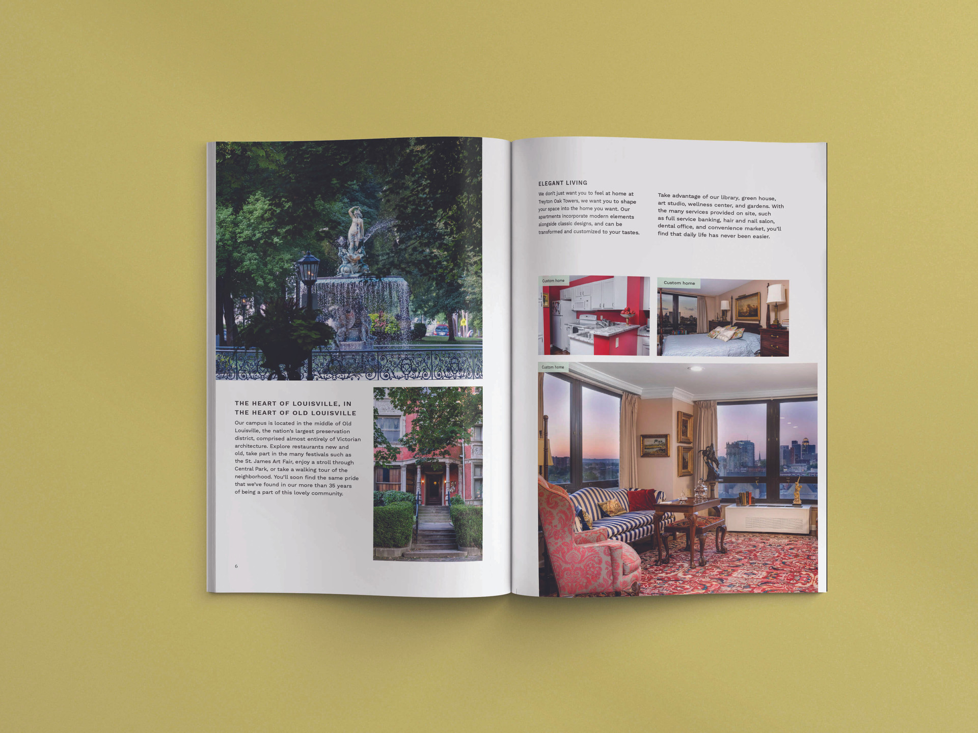 Treyton Oak Towers book