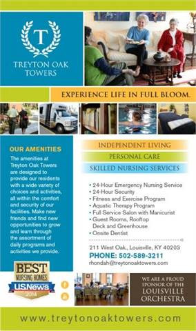 Treyton Oak Towers old brochure page