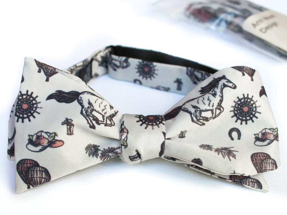 Bow tie and packaging