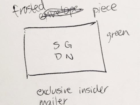 Mailer sketch