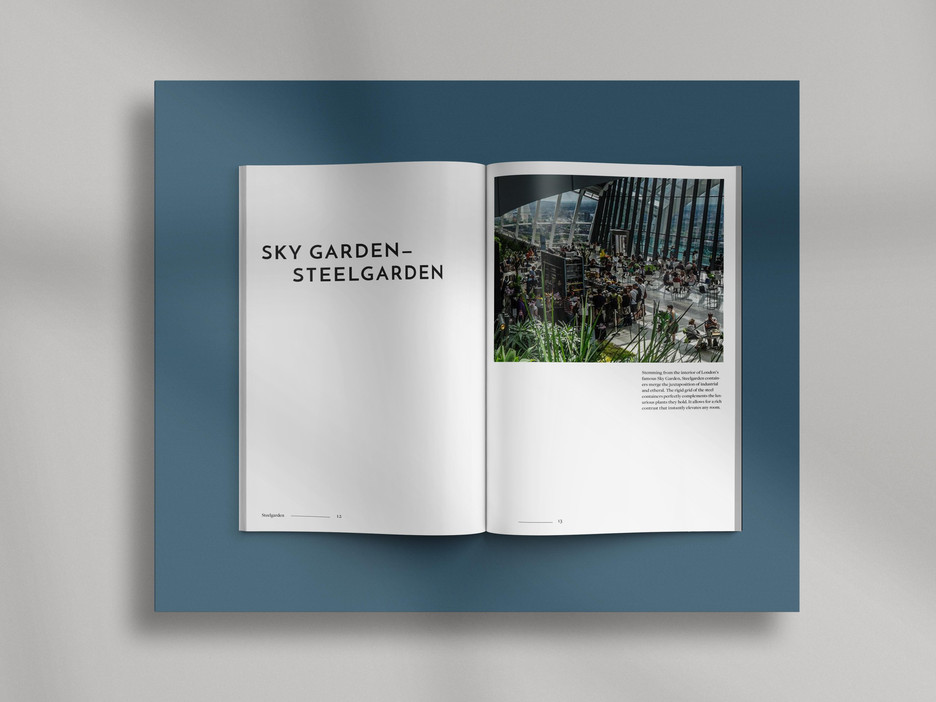 Steelgarden layout