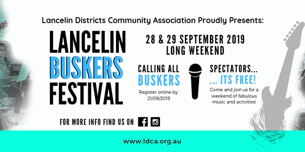 Lancelin Buskers Festival 2019