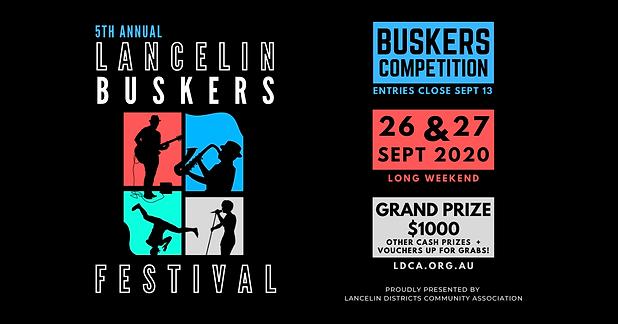 Lancelin Buskers Festival - WIx Event Co