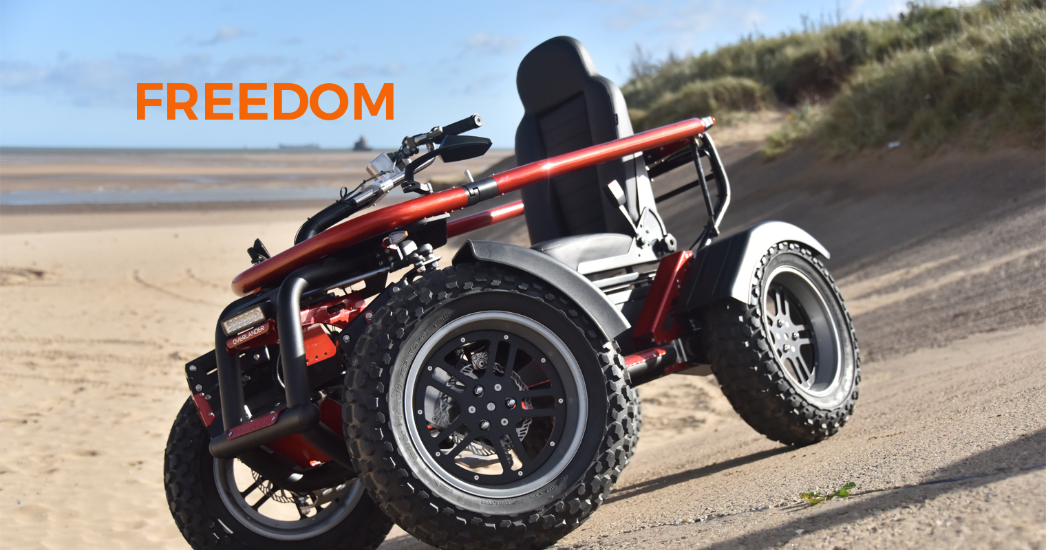 TerrainHopper | All terrain mobilty scooters | Lincolnshire