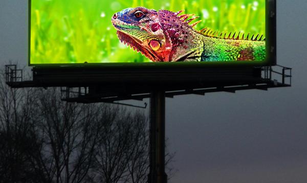 LED Screen signage technology