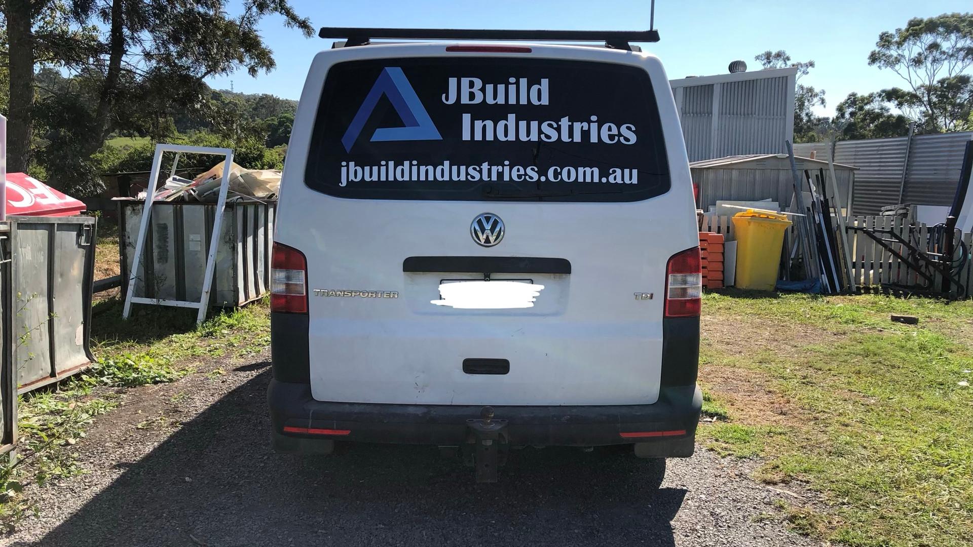 window decals fleet signage