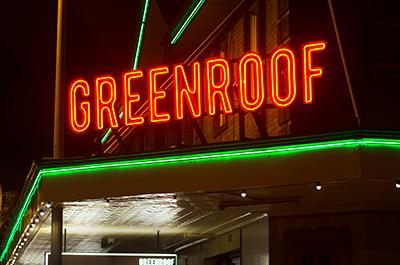 hotel & pub signage neon