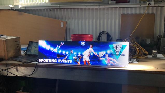 LED Screen sign
