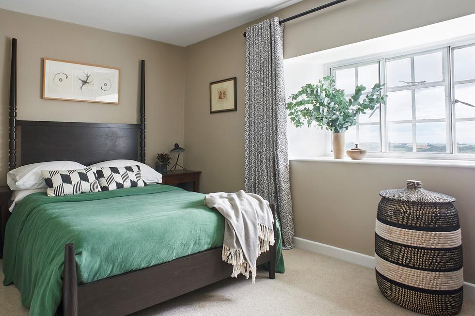 Cotswold Estate Cottage Bedroom 1