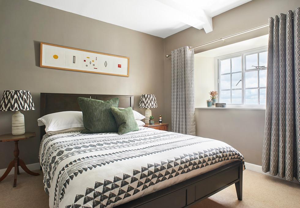 Cotswold Estate Cottage Bedroom 2
