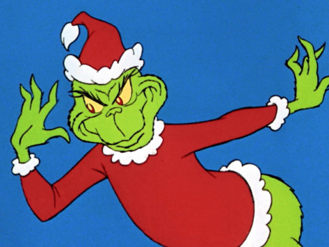 What the Grinch Couldn't Steal