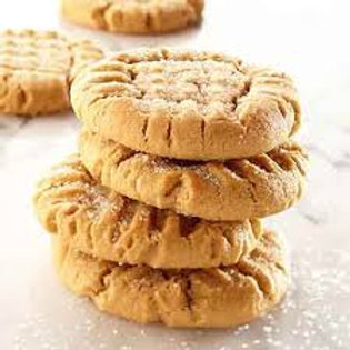 1 dz Peanut Butter Cookies