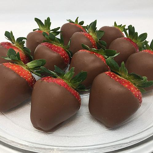 1 Dz Chocolate Dipped Strawberries