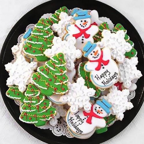 Cookie Platter 48 Ct
