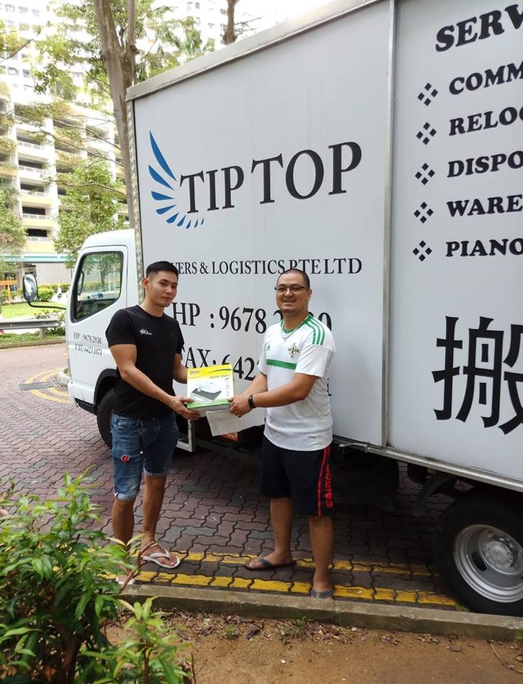 tip top movers